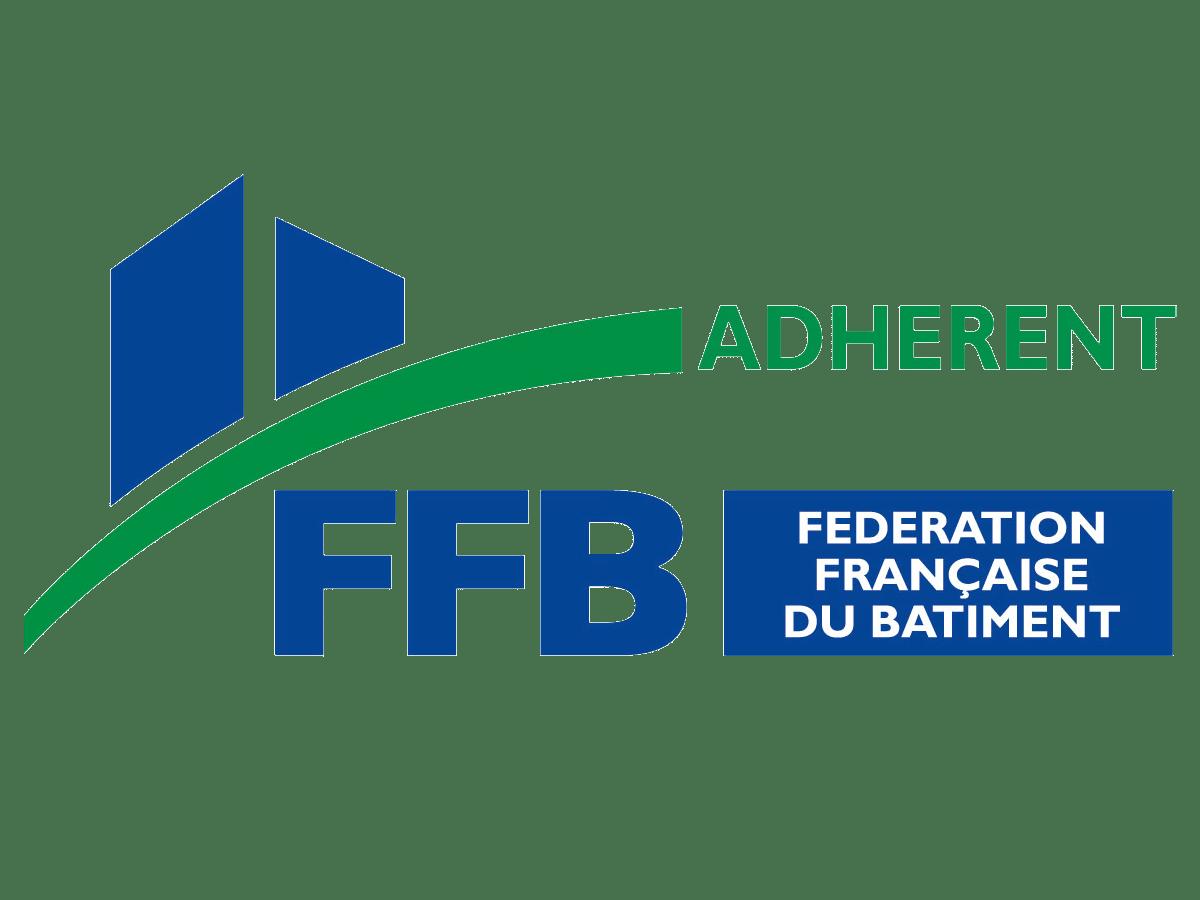 Logo adhérent Fédération française du batiment