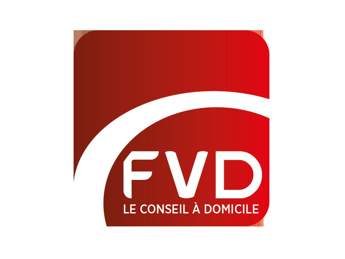 Logo FVD conseil à domicile