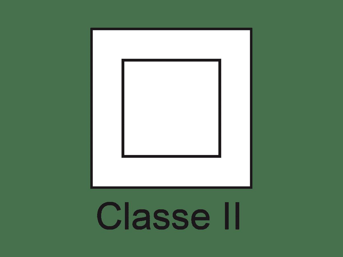 Logo certifications produit classe 2